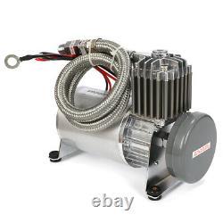 1.5 Gallon Air Tank & air Compressor Kit On-Board Air System for Train Air Horn