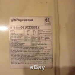 10 HP Ingersoll Rand Air Compressor 200VAC 3Phase 120 Gallon Cap