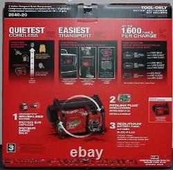(105775) Milwaukee M18 Fuel 2 Gallon Compact Quiet Compressor New In Box
