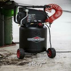 150 PSI Air Compressor 1.8HP 10-Gallon Portable Pump Oil Free Inflator Auto