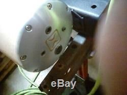 2 Accuair Endo tank 3 gallon Bolted Aluminum Raw Air Tank