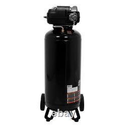20 Gallon 200 PSI Oil Free Portable Vertical Electric Air Compressor Quiet