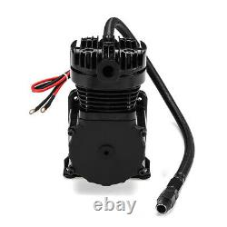 200PSI 10 Gallon Air Tank Compressor System Suspension Horn Kit For Train
