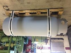 240 Gallon vertical air receiver tank