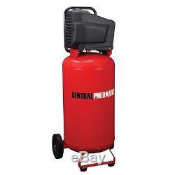 26 Gallon 1.8 HP 150 PSI Oilless Air Compressor NEW LARGE & POWERFUL RUNS LONGER
