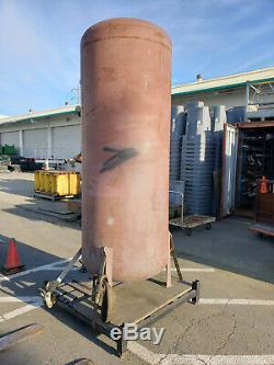 400 Gallon Vertical Air Tank