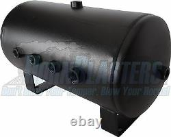 5 Gallon On Board Air System with Viair's 400C Compressor & Tire Inflation Chuck