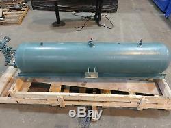 60 Gallon Horizontal Air Tank