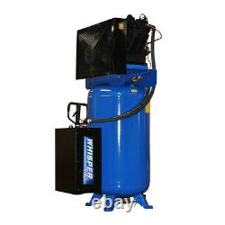 7.5HP Air Compressor with 30 CFM Dryer Package Single Phase 80 Gallon Compressor