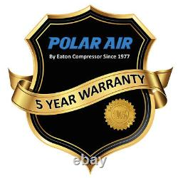 7.5HP V4 Single Phase 80 Gallon Tank Vertical Air Compressor