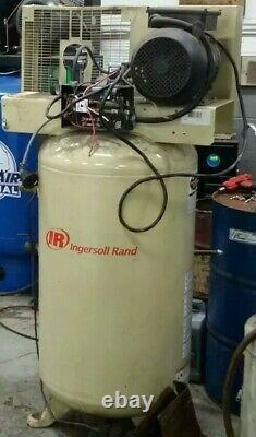 80 gallon INGERSOL RAND COPRESSOR TANK TRANSFER TANK AIR STORAGE
