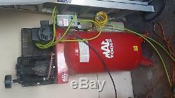 80 gallon dual stage 7.5 hp Mac compressor