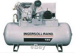 AIR COMPRESSOR 120 Gallon 460 Volts Electric Commercial Duty
