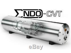 Accuair ENDO-CVT-RAW Impala 58-64 Bolt on Air Ride Suspension Slam Chevy Sedan