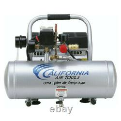 Air Compressor 2 Gallon Ultra Quiet Aluminum Tank Powerful Ultra Quiet Durable