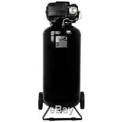 Air Compressor 20 Gallon Tank 175 PSI Electric Quiet Portable Oil Free 1.3 HP