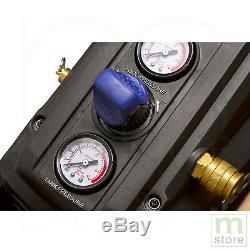 Air Compressor 8 Gallon 1.8 HP 150 PSI 120 Volt Horizontal Portable Kobalt