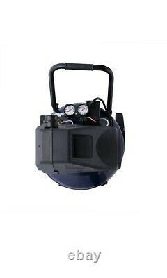Air Compressor Campbell Hausfeld 20 Gallon 1.3 HP Oil-Free Vertical Portable
