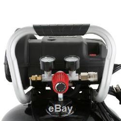 Air Compressor Portable Electric Set Wheeled 20 Gallon 175 PSI High Performance