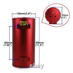 Air Ride Suspension Air Compressor 1.2 Gallon Tank for Suspension Air Ride Bags