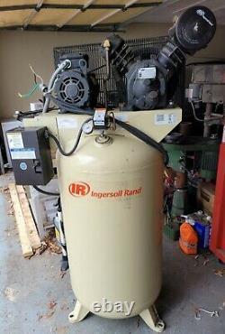 Air compressor 80 gallon used