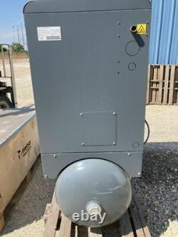 Atlas Copco GX2 3-HP 53-Gallon Rotary Screw Air Compressor with Dryer