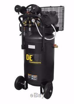 BE Pressure 30 Gallon Vertical Air Compressor AC3030B
