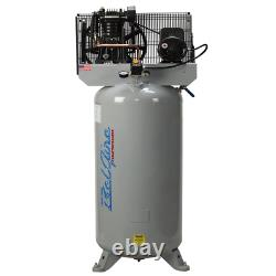 BelAire 5-HP 60-Gallon Two-Stage Air Compressor (230V 1-Phase)