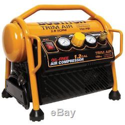 Bostitch 1.2 Gallon Hand Carry High-Output Compressor CAP1512-OF New