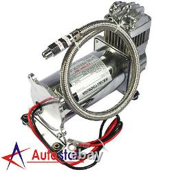 Brand New Medium Duty Onboard 12V Air System Air Compressor With 2.5 Gallon Tank