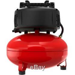 CRAFTSMAN 6-Gallon Single Stage Portable Electric Pancake Air Compressor