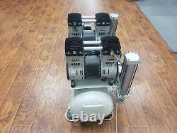 California Air Tools Ultra Quiet Oil-Free 4-HP 20-Gallon air drying compressor
