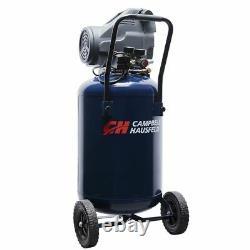 Campbell Hausfeld 20 Gallon 1.3 HP Oil-Free Air Compressor (AC200100)