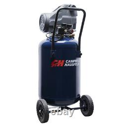 Campbell Hausfeld 20 Gallon 1.3 HP Oil-Free Air Compressor blue (AC200100)