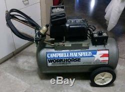 Campbell Hausfeld 3.5 Air Compressor 20 Gallon