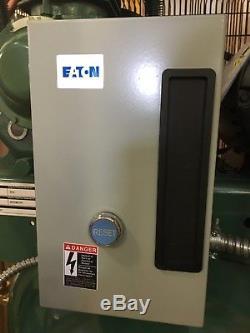 Champion Vrv5-8-1p 230v Air Compressor 5 HP Single Phase 80 Gallon, Two Stage