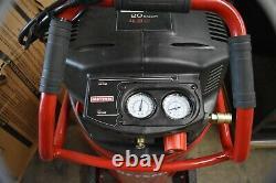 Craftsman 20 Gallon Oil Free Portable Air Compressor 155 PSI NO SHIPPING