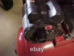 Craftsman 20-Gallon air compressor (Belt-Drive) 5 HP. 240 volt model 919.176850