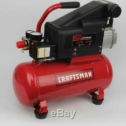 Craftsman 3 Gallon Air Compressor with Hose and Accessory Kit