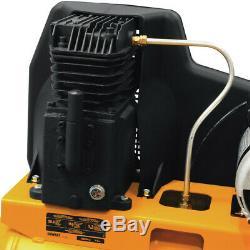 DEWALT 1.9 HP 20 Gallon Oil-Lube Horizontal Air Compressor DXCMPA1982054 New