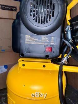 DEWALT 15-Gallon Single Stage Portable Electric Vertical Air Compressor D55168