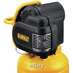 DEWALT 15 Gallon Wheeled Portable Workshop Air Compressor D55168 New