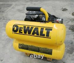 DEWALT D55153 1.1 HP 4 Gallon Electric Air Compressor