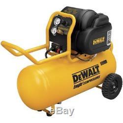 DeWALT D55167 15 Gallon 200 PSI Portable Workshop Air Compressor Tool