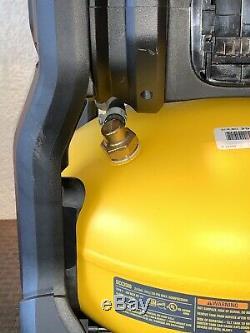 DeWalt 60v Flexvolt 2.5 Gallon Air Compressor Model# DCC2560