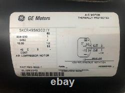 Devilbiss Pro 4000 60 Gallon Compressor 1Ph Motor