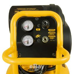 Dewalt 1.7-HP 27-Gallon Portable Air Compressor (120V 1-Phase)