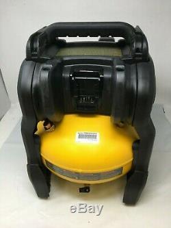 Dewalt DCC2560T1 60V MAX 2.5 Gallon Cordless Air Compressor C780C