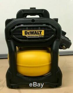 Dewalt DCC2560T1 60V MAX 2.5 Gallon Cordless Air Compressor GL004