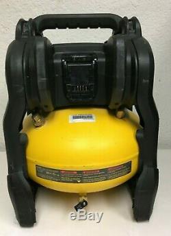 Dewalt DCC2560T1 60V MAX 2.5 Gallon Cordless Air Compressor MD302